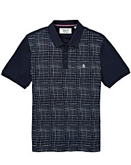 Original Penguin Printed Front Polo