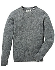 Original Penguin 100% Lambswool CN Jumpe