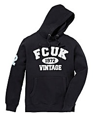 French Connection Navy 1972 Hoodie