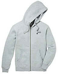 French Connection Zip Thru Hoodie