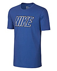 Nike Embroidered Block T-Shirt