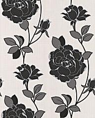 Superfresco Colours Rosey Wallpaper