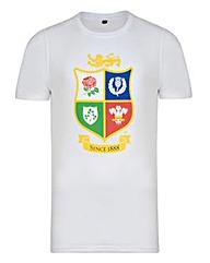 British & Irish Lions Logo Tee