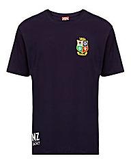 British & Irish Lions Small Logo Tee