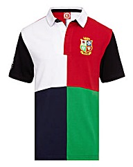 British Lions Harlequin Rugby Shirt