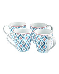 Portmeirion Loch Lomond Mug Set