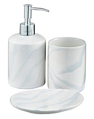 Marble Effect Accessories