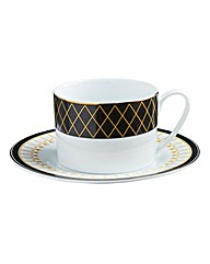 Portmeirion Set of 2 Teacup & Saucer
