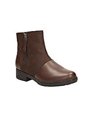 Clarks Merrian Tia Boots