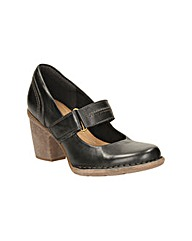 Clarks Carleta Prato Shoes