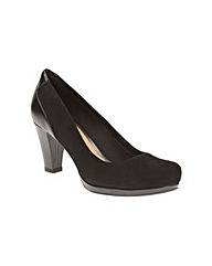 Clarks Chorus Chic Shoes