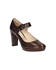Clarks Kendra Gaby Wide Fit