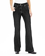 Tall Eve Bootcut Jeans Length 35in