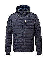 Tog24 Zenon Mens Down Hooded Jacket