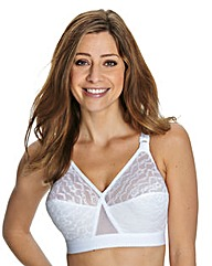 Playtex 2Pk Lace Non Wired Bras