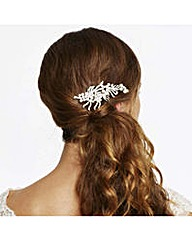 Jon Richard Pearl Crystal Hair Comb