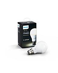 Philips Hue White Single Bulb B22