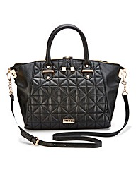 Lipsy Quilted Wing Tote