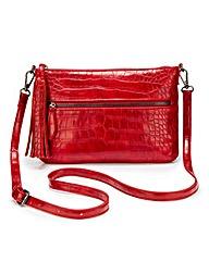 Evie Across Body Bag with Tassel