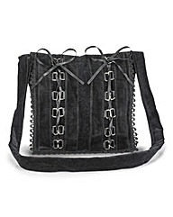 Joe Browns Magical Velvet Bag
