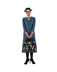 Ladies Disney Mary Poppins Costume