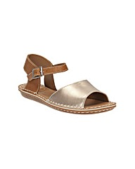 Clarks Tustin Sinitta Wide Fit
