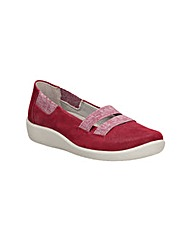 Clarks Sillian Rest Wide Fit