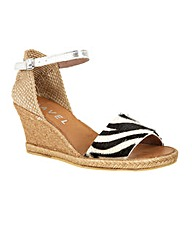 Ravel Lawton ladies wedge sandals
