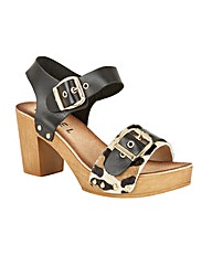 Ravel Rutland ladies heeled sandals