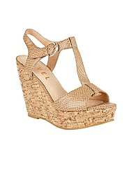 Ravel Westport ladies wedge sandals