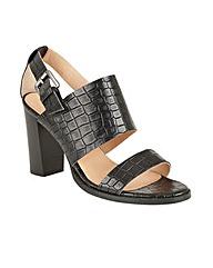 Ravel Glide ladies heeled sandals