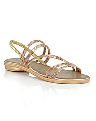 Lotus Calandra Casual Sandals