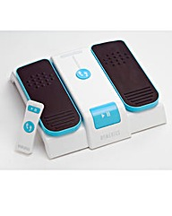 HoMedics Motorised Leg Exerciser