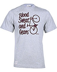 Brakeburn Blood Sweat & Gears Tee