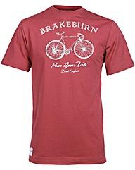 Brakeburn Apres Velo Tee