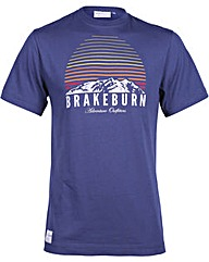 Brakeburn Mountains Sunset Tee