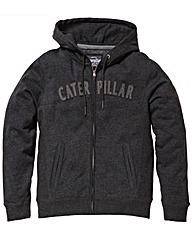 Caterpillar Team Zipped hoodie