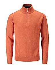 Skopes Mull Zip Knitwear