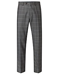 Skopes Mountjoy Charcoal Check Trouser