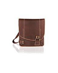 Woodland Messenger Bag