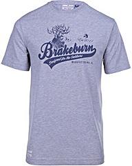 Brakeburn Moose Swoosh Tee
