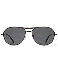 Ben Sherman Tapered Aviator Sunglasses