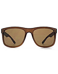 Ben Sherman Textured Temple Sunglasses