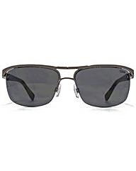 SUUNA Berlin Semi Rimless Sunglasses