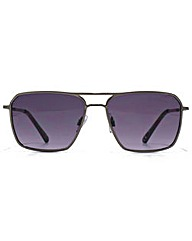 Ben Sherman Metal Square Sunglasses