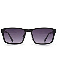 Ben Sherman Rectangle Sunglasses