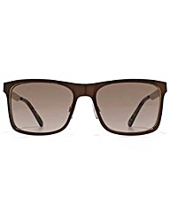 Ben Sherman Checked Temple Sunglasses