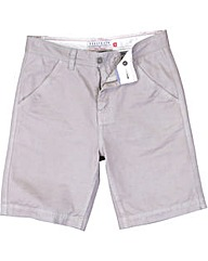 Brakeburn Grey Chino Short