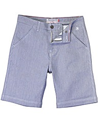 Brakeburn Fine Stripe Chino Short