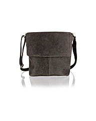 Woodland Leather Messenger Bag
